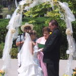 Wedding June 4, 2006