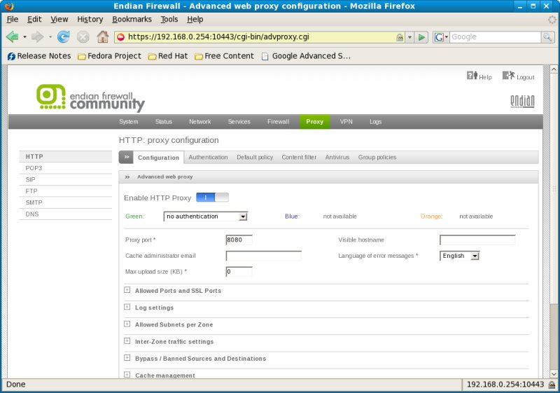 Introductions on SOCKS Proxy Server, Especially SOCKS5 Proxy Server