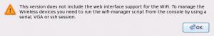 Web WiFi
