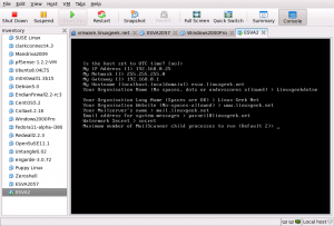 Configure the number of Mailscanner child processes