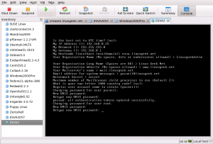 Reset Root Password