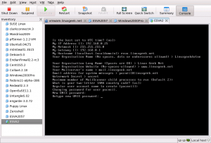 Set User Password