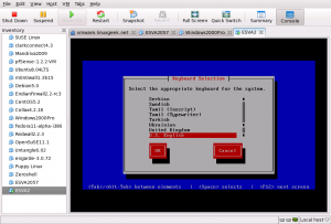 Keyboard Configuration